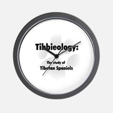 Tibbieology Wall Clock