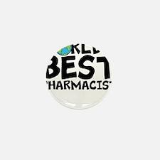 World's Best Pharmacist Mini Button