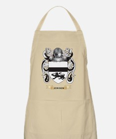 Jorden Coat of Arms (Family Crest) Apron