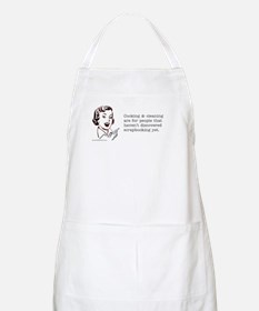 Cooking & Cleaning BBQ Apron