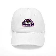 Cestohowa Polish Texan Baseball Cap