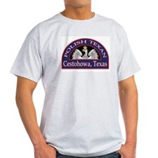Cestohowa Polish Texan T-Shirt