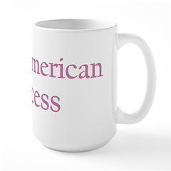 Native American Princess Mug