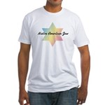 The Native American Jew Fitted T-Shirt