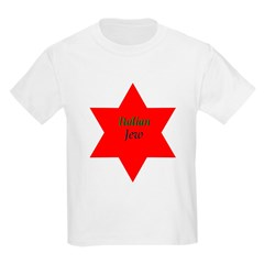 Italian Jew Kids T-Shirt