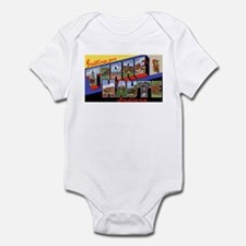 Terre Haute Indiana Greetings Infant Bodysuit