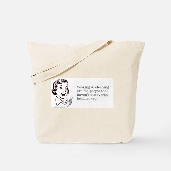 Beading Tote Bag