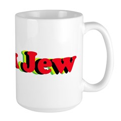 Black Jew Mug