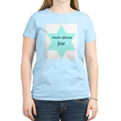 South African Jew Women's Pink T-Shirt