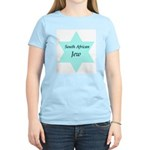 South African Jew Women's Pink T-Shirt