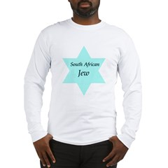 South African Jew Long Sleeve T-Shirt