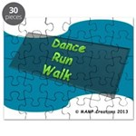 Dance Run Walk #2 by MAMP Creations! Puzzle