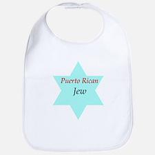 Puerto Rican Jew Bib
