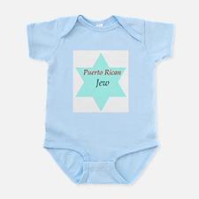 Puerto Rican Jew Infant Bodysuit