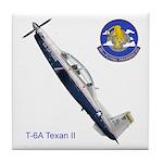 T-6A Texan II Tile Coaster