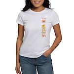 Stamp Tin Whistle Women's T-Shirt