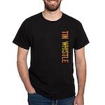 Stamp Tin Whistle Dark T-Shirt