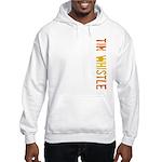 Stamp Tin Whistle Hooded Sweatshirt