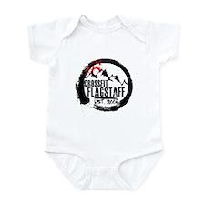 CrossFit Flagstaff Infant Bodysuit