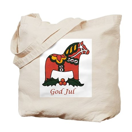 God Jul Tote Bag