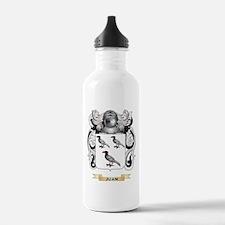 Juan Coat of Arms (Family Crest) Water Bottle
