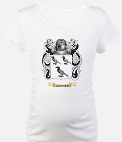 Juanes Coat of Arms (Family Crest) Shirt