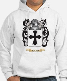 Julien Coat of Arms (Family Crest) Hoodie
