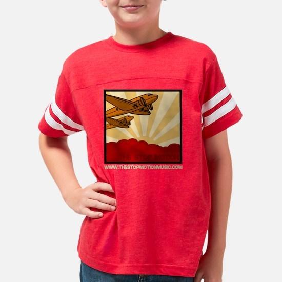 tsm bomber final ping Youth Football Shirt
