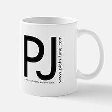 Plain-Jane Logo Mug