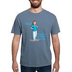 nursewhy.gif Mens Comfort Colors Shirt