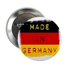 """Made In Germany 2.25"""" Button"""