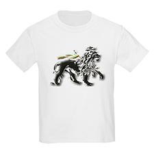 Lion of Judah Kids T-Shirt