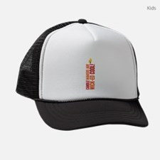 CANDLE-COOL_TR.png Kids Trucker hat