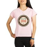 Class of 2014 Vintage Performance Dry T-Shirt