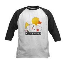 Lady Duck Poker Tee