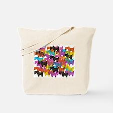 Cute Cute scottish Tote Bag