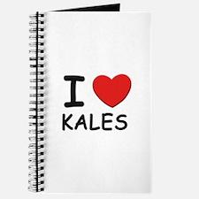 I love kales Journal