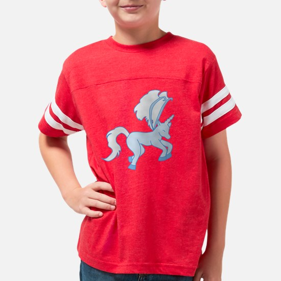 unicornB Youth Football Shirt
