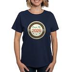 Class of 2026 Vintage Women's Dark T-Shirt