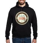 Class of 2026 Vintage Hoodie (dark)