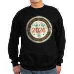 Class of 2026 Vintage Sweatshirt (dark)