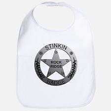 Stinkin Badge Bib