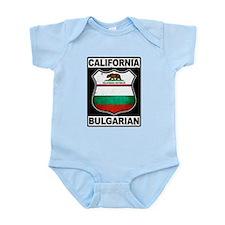 California Bulgarian American Body Suit