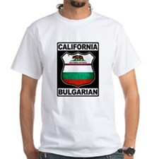 California Bulgarian American T-Shirt
