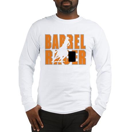 Barrel Racer Long Sleeve T-Shirt