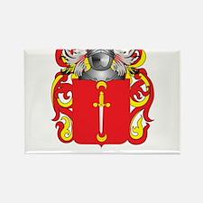 Kafka Coat of Arms (Family Crest) Rectangle Magnet