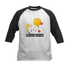 Lucky Duck Poker Tee