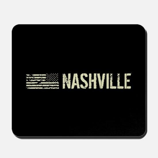 Black Flag: Nashville Mousepad