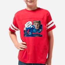 krevin Youth Football Shirt