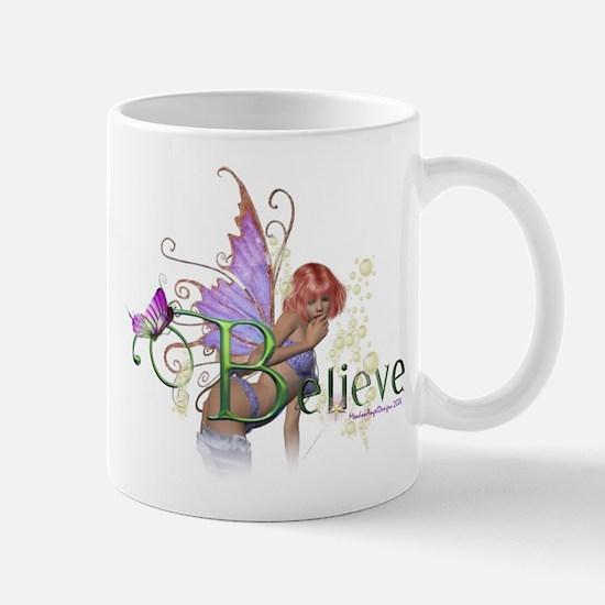 Believe Large Mugs